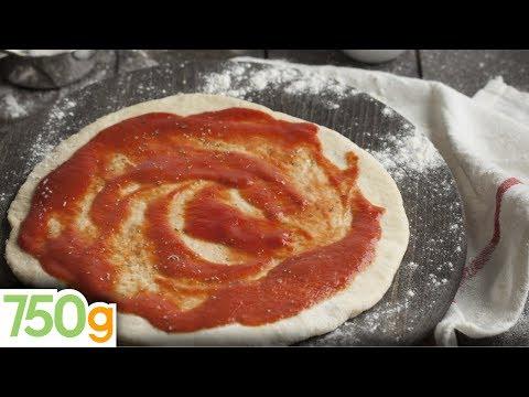 sauce tomate pour pizza 750 grammes youtube. Black Bedroom Furniture Sets. Home Design Ideas