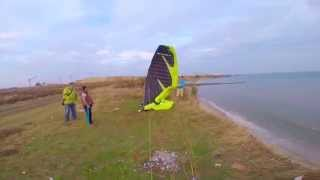 Paragliding Cobra Launch training