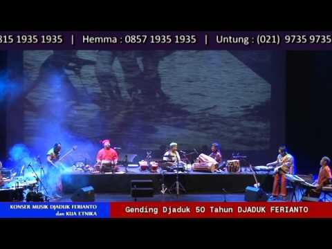 Konser Musik Djaduk Ferianto dan Kua Etnika