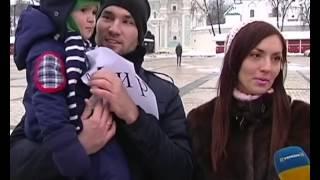 Открытая площадка в Киеве №2: МЫ ЗА МИР :: Всем миром - (видео)