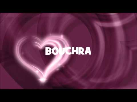 ¡FELIZ CUMPLEAÑOS BOUCHRA!