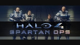 Halo 4 - Spartan Ops - Game Movie
