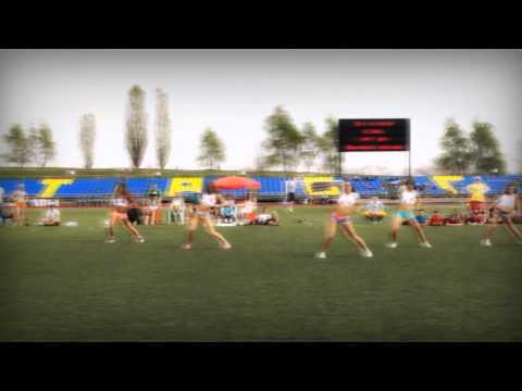 Pop Up Dance Team - Reggaeton Fusion - Drop It On Me choreo