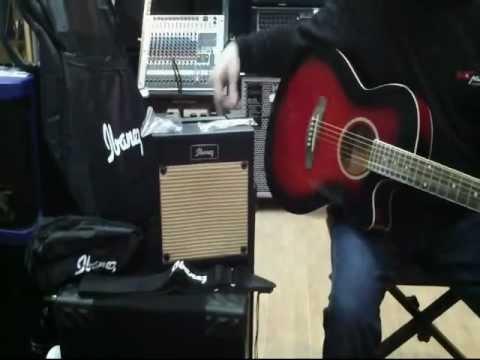 Chitara Acustica Ibanez Chitara Electro-acustica