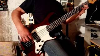 Download Lagu The Cranberries Ode To My Family Bass Cover Jano Mp3