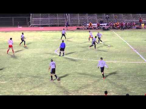 MMA Soccer vs St. Joseph Academy 12/13/2013