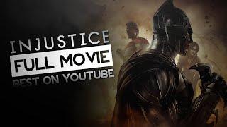 Injustice: Gods Among Us - Full Movie
