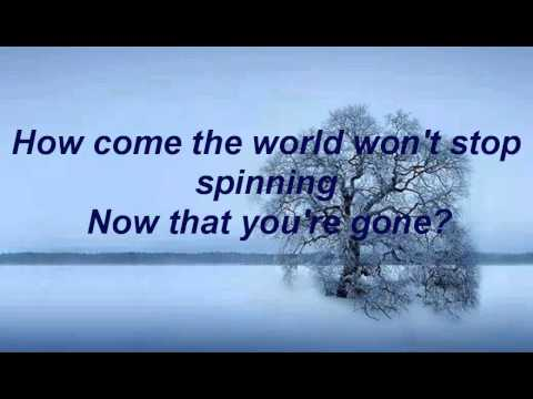 Anastacia - How Come The World Won