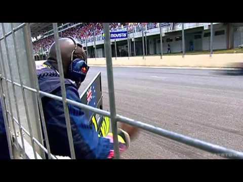 Mark Webber Tribute - Not Bad for a Number 2 Driver
