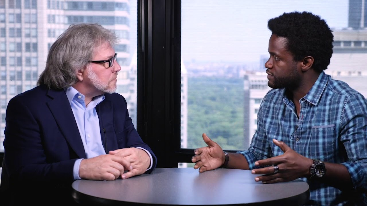 Dan Mbanga (AWS) interviewed at JupyterCon NY 2018 (2018-08-23)