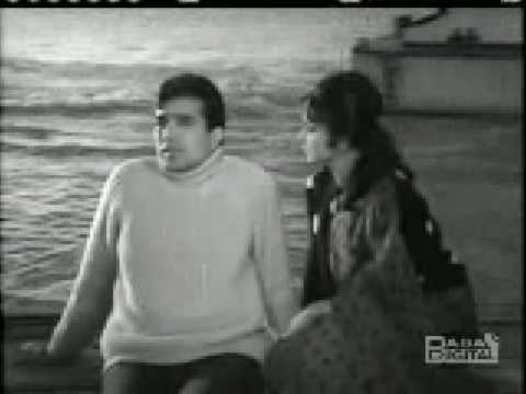 Kishore - Woh Shaam Kuch Ajeeb Thi - Khamoshi - [1969] video