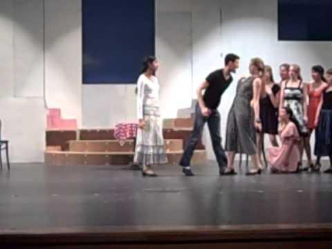 """America"" - Advanced Musical Theatre Class  - River Hill High School -  February 2014"