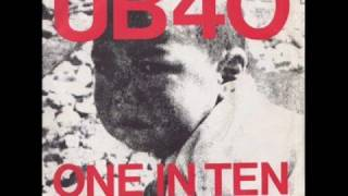 Watch Ub40 One In Ten video