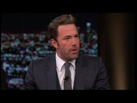 Ben Affleck Takes on 'Racist' Anti-Muslim Comment