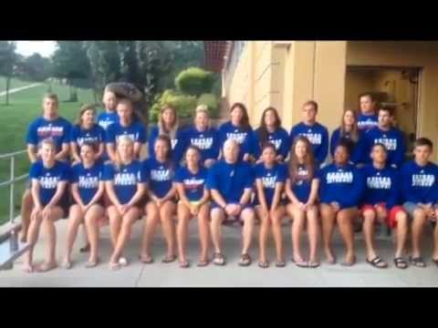 KU Athletic Training Program - ALS Ice Bucket Challenge