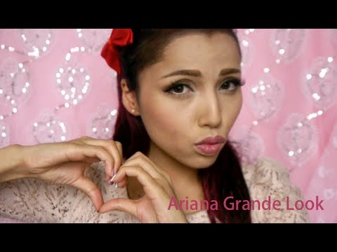 Ariana Grande Make-up Tutorial