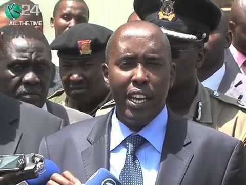 Kenyan Government Repatriates 82 Somali Nationals To Mogadishu