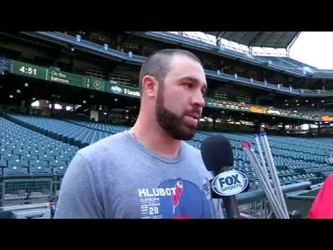 Jason Kipnis talks about his red-hot month of May