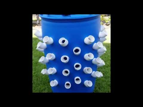 Aeroponics Tower Build - Part 1