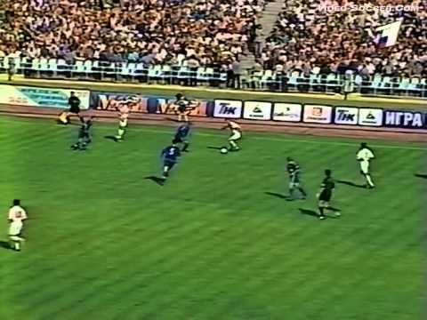 Ротор (Волгоград, Россия) - СПАРТАК 3:3, Чемпионат России - 2001