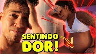 ELA COMEÇOU A TER CONTRAÇÕES!!