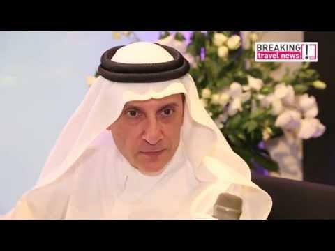 ATM 2014 Qatar Airways CEO