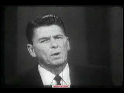 Reagan - A Time For Choosing
