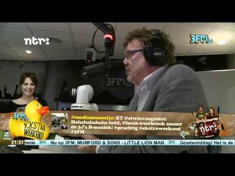 [3FM EkstraWeekend] Een genant verhaal van Henk Westbroek