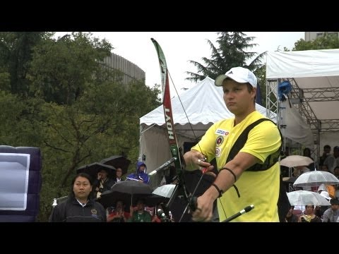 Archery World Cup 2012 - Final Stage - 1/4 Match #4.1