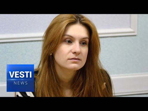 Saving Citizen Butina! Russian Civil Society is Doing What it Can To Help Maria Get Out of Prison!