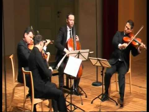 Debussy, String Quartet Op.10 in G - 4.Trs modr - En animant peu  peu - Trs mouvement