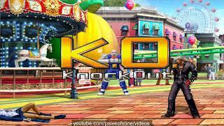 KOF 2002 UM - 台灣-阿澤 (Aze) VS Sha zing FT07