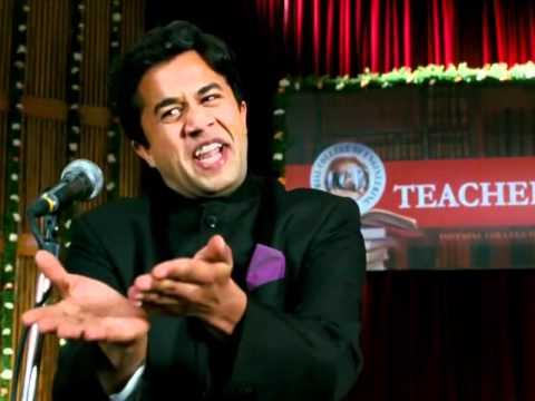 Very Funny Clip Of Hindi Movie - 3 Idiots video