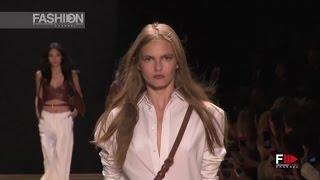 BARBARA BUI Spring Summer 2016 Full Show Paris by Fashion Channel