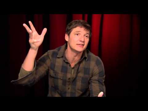 Pedro Pascal Plays 'Game of Thrones'' Red Viper