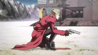 vash the stampede vs gasback