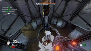 QUAKE CHAMPIONS: fighter medal full match