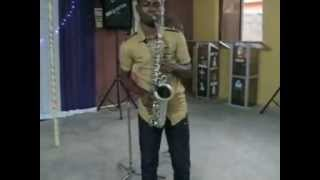 HE CAME FROM HEAVEN TO EARTH  abidemi sax