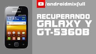 Tutorial - Instalando ROM oficial GT-S5360B