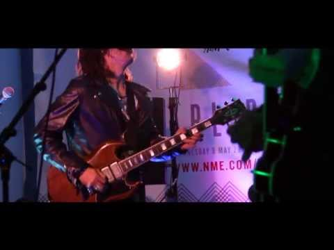 Carl Barat -- NME Showcases Live In Glasgow H&M