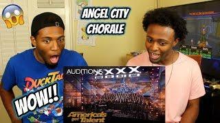 Angel City Chorale: Massive Choir Makes It Rain With