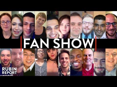The Rubin Report Fan Show! (All 20 Interviews)