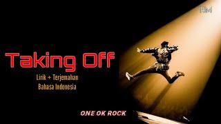 ONE OK ROCK - Taking Off ( Cover by Fatin Sidqia ) Lirik + Terjemahan Bahasa Indonesia