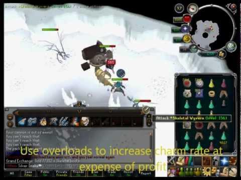 Quick EOC Guide- 170+ Crimsons/h + Profit w/o steel titan! (Skeletal Wyverns) [Runescape]