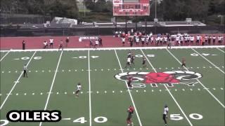 Troy Robinson Junior College Highlights