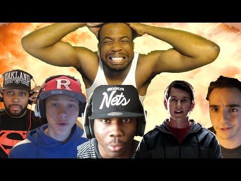 NBA 2k15 Teamup! Feat QJB CashNasty Jesserthelazer LD2k Shake4ndBake Nick Ipod!