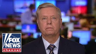Graham says when it comes to a trade war US has more bullets than China