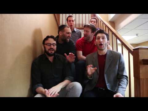 Jewish a cappella music group Shir Soul -