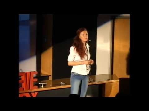 Everything is a state of mind: Amalia Ghiban at TEDxUniversityofPiraeus