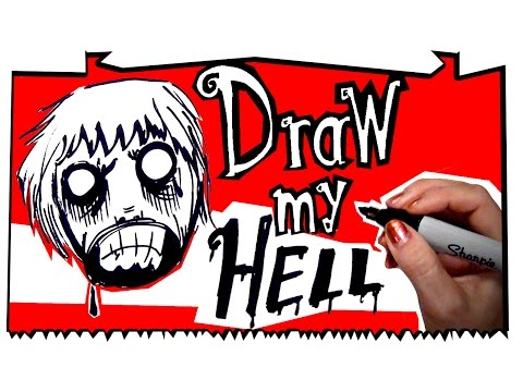 DRAW MY HELL • Mary Doodles